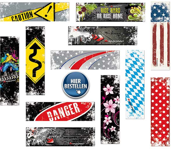 Griptape Designs Skateboards