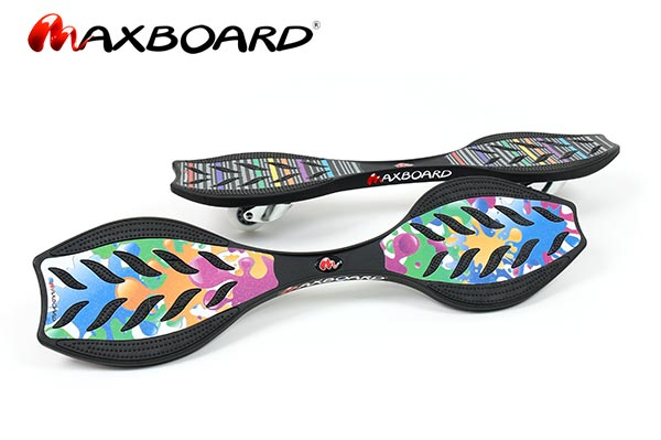 Neue Waveboards