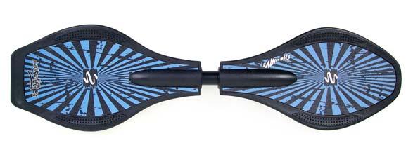 Waveboard G2 Blue Burst